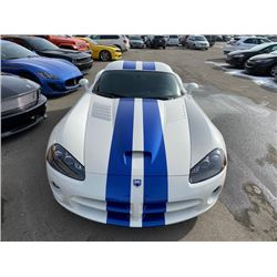 2006 DODGE VIPER SUPERCHARGED SUPER CAR