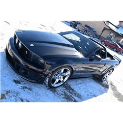 2005 FORD MUSTANG GT CUSTOM CONVERTIBLE