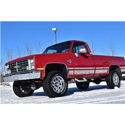 1983 CHEVROLET K20 LOW MILE