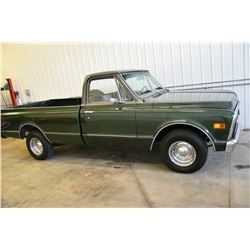 1972 GMC C10 454 BIG BLOCK