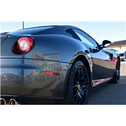 2009 FERRARI 599 GTB FIORANO F1 V12