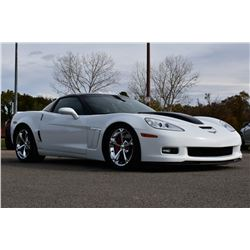 2013 CHEVROLET CORVETTE GRAND SPORT CALLAWAY EDITION