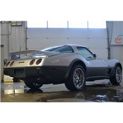 1978 CHEVROLET CORVETTE NUMBERS MATCHING L-82
