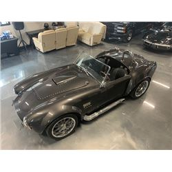 1965 FACTORY FIVE MK SHELBY ROADSTER