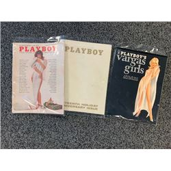NO RESERVE RARE VINTAGE COLLECTIBLE ORIGINAL PLAYBOY SPECIAL EDITIONS