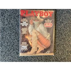 NO RESERVE 1978 NOVEMBER PLAYBOY ISSUE