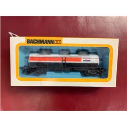 NO RESERVE HIGHLY DESIRABLE BACHMAN HO TRAIN CAR IN ORIGINAL BOX