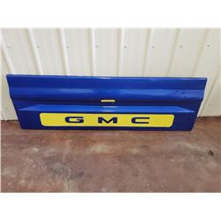 NO RESERVE CUSTOM ONE OF A KIND GMC TAILGATE
