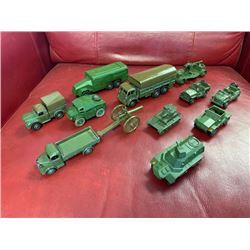 NO RESERVE VINTAGE DINKY TOY ARMY