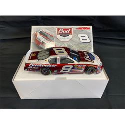 NO RESERVE COLLECTIBLE DALE EARNHART NASCAR #8  NEW IN THE BOX.