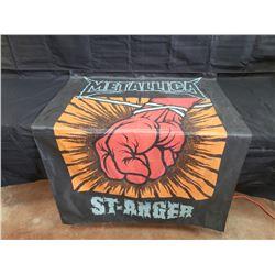 METALLICA FLAG ST ANGER FLAG
