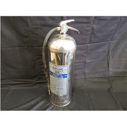 NO RESERVE 24 POUND FIRE EXTINGUISHER