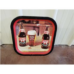 NO RESERVE COLLECTIBLE PIPER EXPORT TRAY