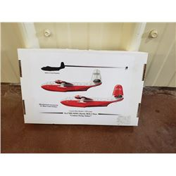 NO RESERVE CZECH MINI MODEL AIRPLANE KIT