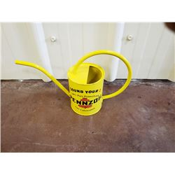 NO RESERVE CUSTOM PENNZOIL OIL CAN
