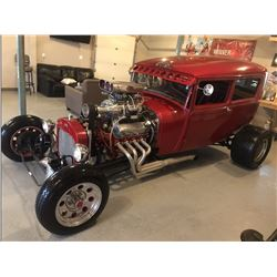 LOWERED RESERVE! 1929 FORD MODEL A CUSTOM