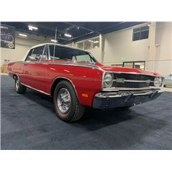1969 DODGE GT DART CONVERTIBLE