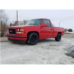 1989 GMC 1500 454 SS TRIBUTE