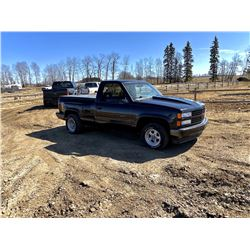 LOWERED RESERVE! 1992 CHEVROLET C1500 LS SWAP SUPERCHARGED