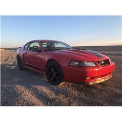 LOWERED RESERVE! 2003 FORD MUSTANG MACH 1