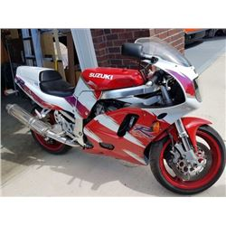 RESERVE LIFTED! SELLING TO THE HIGHEST BIDDER! 1994 GSXR 750