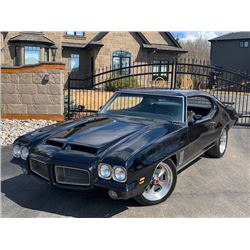 LOWERED RESERVE!  1972 PONTIAC GTO 400 4 SPEED PHS DOCUMENTED