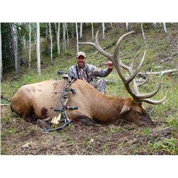 Wasatch Mountains Multi-Season Bull Elk Permit