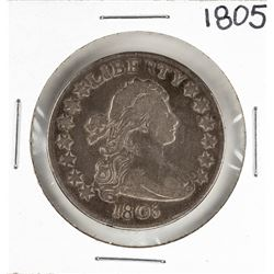 1805 Draped Bust Half Dollar Coin