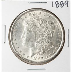 1889 $1 Morgan Silver Dollar Coin