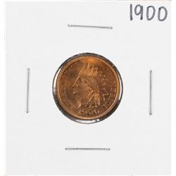 1900 Indian Head Cent