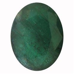 3.17 ctw Oval Emerald Parcel