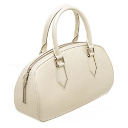 Louis Vuitton Ivory Epi Leather Jasmine Handbag
