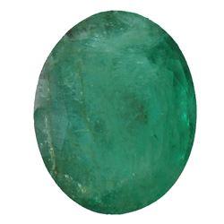 2.44 ctw Oval Emerald Parcel
