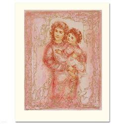 Millennium Joy by Hibel (1917-2014)