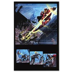 Secret War #1 by Marvel Comics