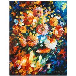 Magic Bouquet by Afremov (1955-2019)