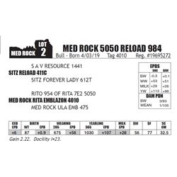 MED ROCK 5050 RELOAD 984