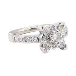 1.25 ctw Diamond Ring - Platinum