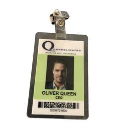 Arrowverse TV Oliver Queen (Stephen Amell) Badge
