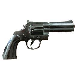 Magnum Force Police Revolver Movie Props