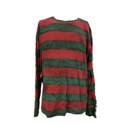 A Nightmare on Elm Street Freddy Kreuger Shirt Movie Costumes