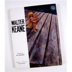 Big Eyes Walter (Christophe Waltz) Hardcover Book Movie Props