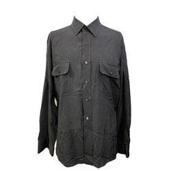 "Bones (TV) David Boreanaz ""Anto Beverly Hills"" Dress Shirt"