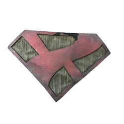 Man of Steel Superman Emblem Movie Props