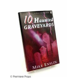 "1408 ""10 Haunted Graveyards"" by Mike Enslin  (JOHN CUSACK) Book Movie Props"