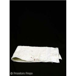 The Eye Sydney (Jessica Alba) Bloody Towel Movie Props