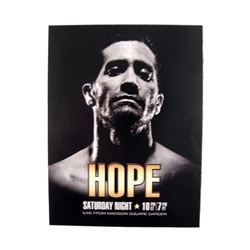 Southpaw Billy Hope (Jake Gyllenhaal) Poster Movie Props
