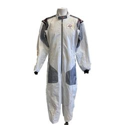 Alita: Battle Angel Claymore (Racer Maximiliano Rodriguez-Avellán) Jumpsuit Movie Costumes