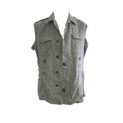 The Predator Nebraska (Trevante Rhodes) Vest Movie Costumes