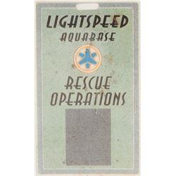 Power Rangers Lightspeed Rescue Power Ranger ID